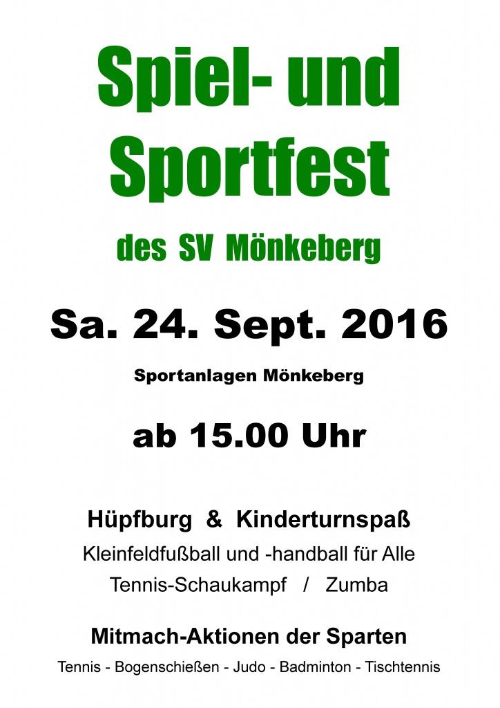 Sportfest 2016